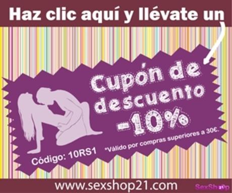 SexShop21 - Cupón de Descuento