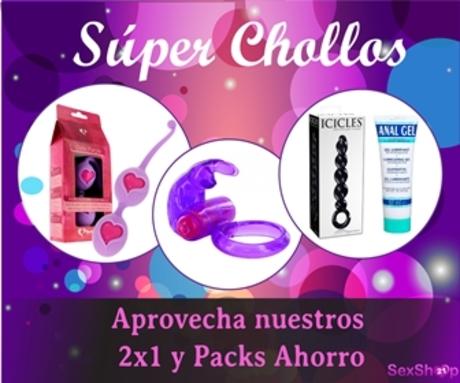 SexShop21 - Super Chollos, 2x1